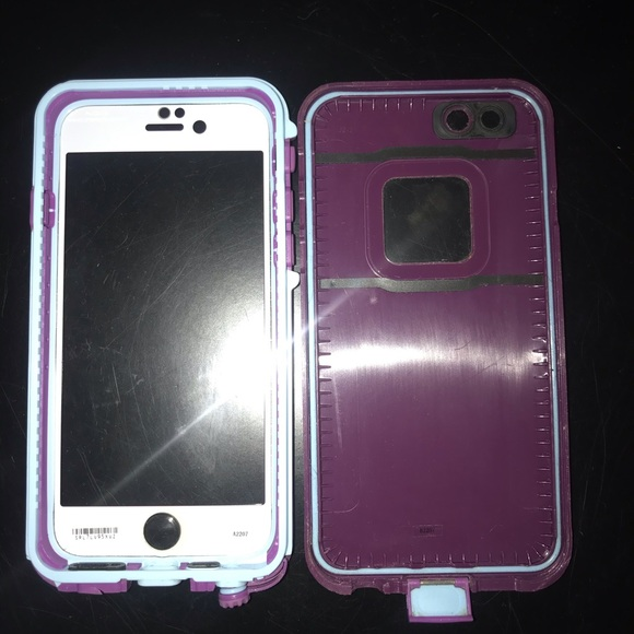 LifeProof Accessories - Purple lifeproof case